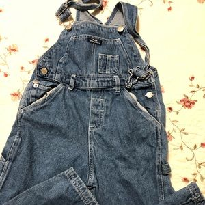 Other - Denim overalls.
